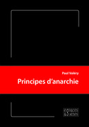 Principes d'anarchie De Paul Valéry - espaces&signes