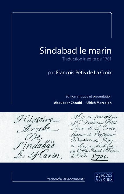 Sindabad le marin - François Pétis de La Croix - espaces&signes