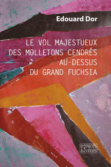 Le vol majestueux des molletons cendrés au-dessus du grand fuchsia - Edouard Dor - espaces&signes